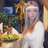 Valeria Lukyanova Surgery Allegations: Before And After 'Barbie' Shocker [Video] | Allicansee | Scoop.it