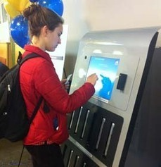 Drexel U. Library Adds Vending Machine to Dispense Laptops - Wired Campus - The Chronicle of Higher Education | innovative libraries | Scoop.it