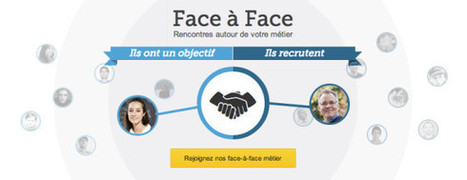 Face à Face : le nouveau RDV Viadeo pour échanger librement entre recruteurs et candidats !   Recrutement 2.0   Scoop.it