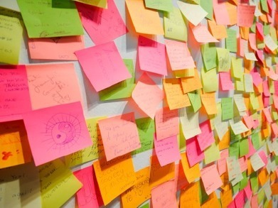 Because sometimes Post-Its are all the tech you need | Educational Leadership and Technology | Scoop.it