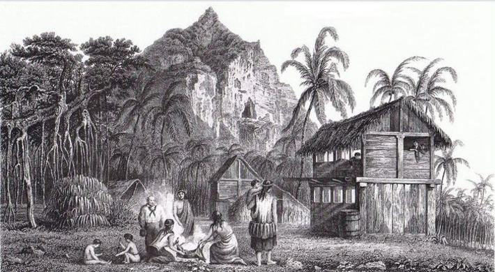 "Carnet de voyage : Joshua Hill, tyrannique ""roi"" de Pitcairn | Tahiti Infos | Kiosque du monde : Océanie | Scoop.it"