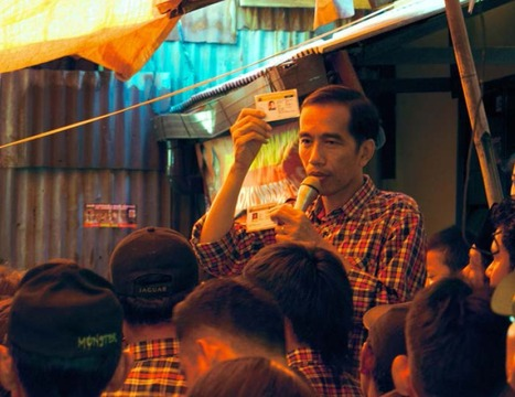 Intimidation Versus Inclusion: New Strategies in Indonesian Election Campaigning - Vera Altmeyer | Indonesia - Development - Urban - Informality | Scoop.it
