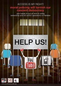 Pakistan : la campagne «Access Is My Right» | Libertés Numériques | Scoop.it