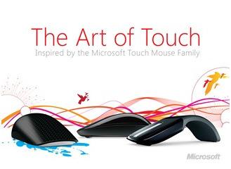 'The Art of Touch' Nuevo proyecto de arte digital de Microsoft ... | VIM | Scoop.it