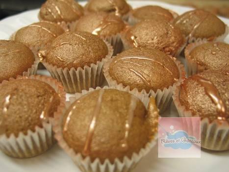 Cupcakes sans œuf ou produits laitiers! | Rêves et Gâteaux & Cie | Scoop.it