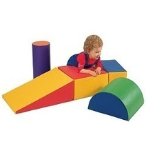 Constructive Playthings Soft Play Forms   Climbing toys   Best Climbing Toys For Toddlers 2014   Scoop.it