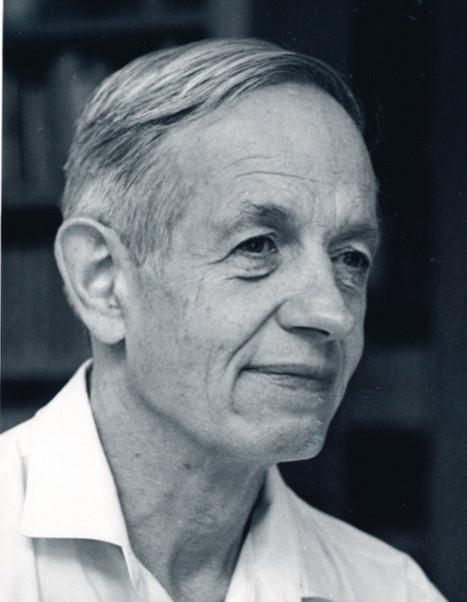Home Page of John F. Nash, Jr. | Grandes economistas globales | Scoop.it