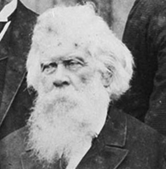 Sir Henry Parkes 1890 · Constitution for a Nation | Road to Federation | Scoop.it