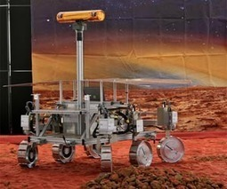 ExoMars space programme needs an extra 400 million euros   More Commercial Space News   Scoop.it
