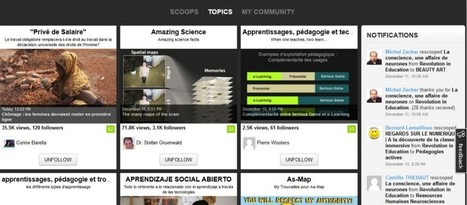 Faut-il encore distinguer Agrégation et Curation de contenu ? | Visibilité locale sur le Web | Scoop.it