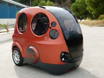 A Car That Runs On Air: The Future Is Here? | Share Some Love Today | Scoop.it