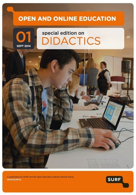 SURF: Special edition on didactics of Open and Online Education | MOOCs, virtual campus, educational technology | Scoop.it
