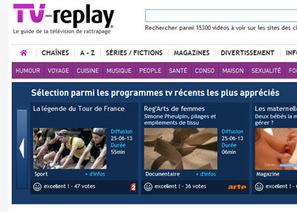 La TNT en replay démarre doucement - TVMag | Réception satellite | Scoop.it