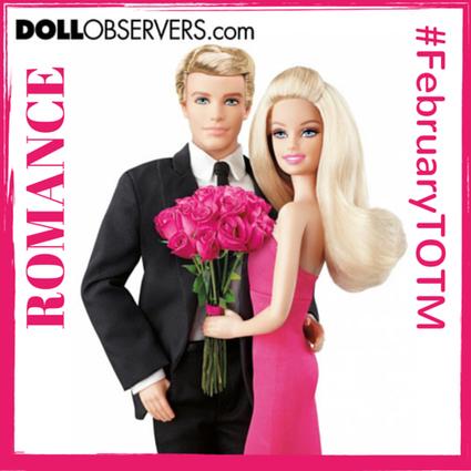 The DollObservers.com #FebruaryTOTM Photo Contest Theme is Romance | Fashion Dolls | Scoop.it