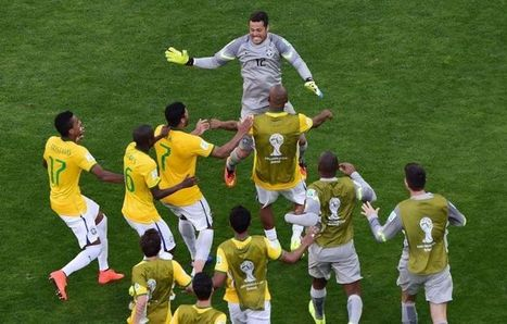 1/8 de finale : Brésil 1 - 1 Chili - Coupe du monde - Brésil 2014 | Coupe du monde - Brésil 2014 | Scoop.it