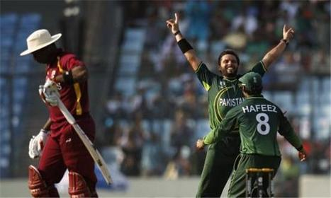 pakistan vs west indies 1st t20 live | sports News | Scoop.it