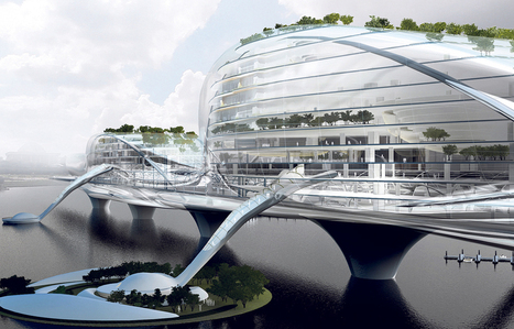 Paris : deux ponts habités sur la Seine | FabLab - DIY - 3D printing- Maker | Scoop.it