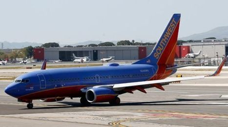 Southwest Airlines flight lands at wrong Mo. airport - Fox News | World News | Scoop.it