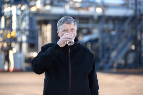 Bill Gates' Plan to Help the Developing World Profit From Its Sewage | WIRED | Innovation+ | Scoop.it