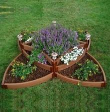 How to Design Flower Beds | Greenhouse Gardening Equipment & Tips | Scoop.it