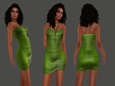 New sexy MESH Dresses & MESH Clutch ... - What's New SL | Red Hot Jane -My Favourite Things | Scoop.it