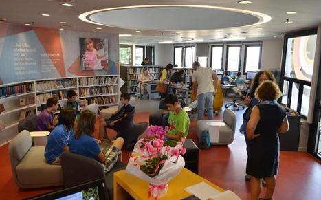 Η Βιβλιοθήκη της Βέροιας δείχνει το αύριο, Της Γιώτας Μυρτσιώτη | Kathimerini | IMA-EDU.GR | Scoop.it
