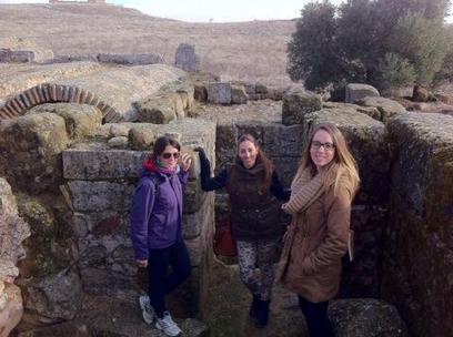 RT @galoO89: En Cástulo de visita guiada :) | Linares Novena Provincia | Scoop.it