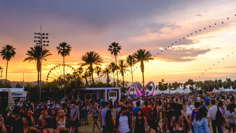 Coachella festival, gran estrategia en Social Media | Social Media | Scoop.it