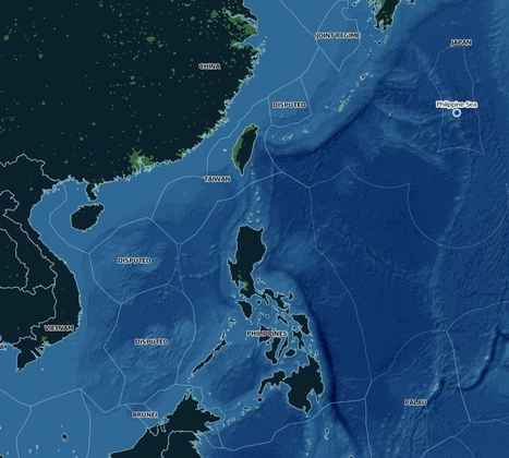 Donut Holes in Law of the Sea | AP HUMAN GEOGRAPHY DIGITAL  STUDY: MIKE BUSARELLO | Scoop.it