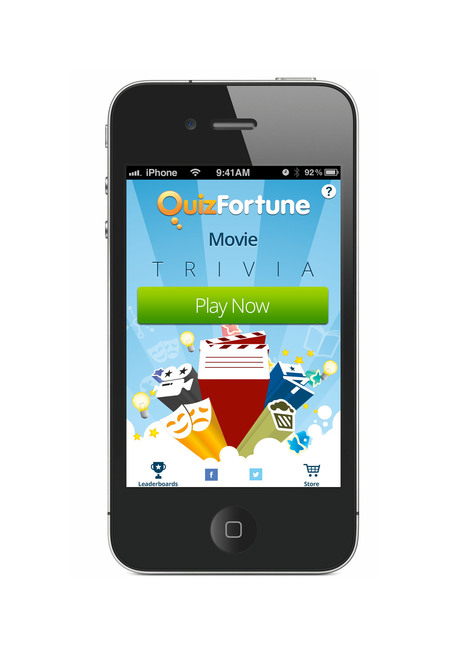 Movie Trivia App | QuizFortune Quiz Apps | Quiz Related Biz - Social Quizzing and Gaming | Scoop.it