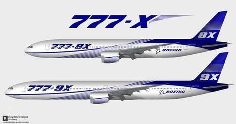 Boeing: What Is New On The Boeing 777X? | Technology Enhanced Learning in Aviation | Scoop.it