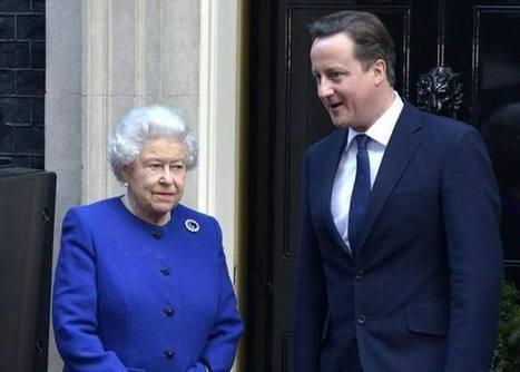 La prima volta di Elisabetta a Downing street | JIMIPARADISE! | Scoop.it