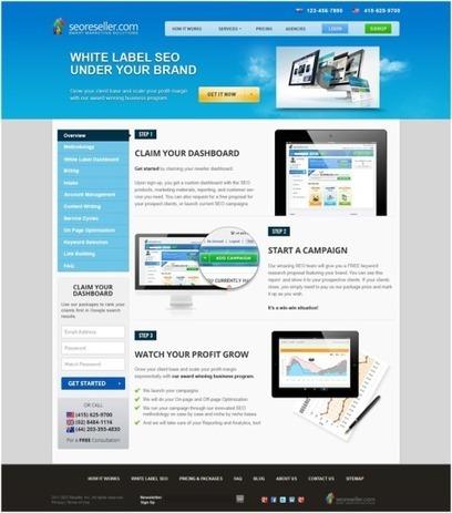 Review: White Label SEO Reseller Program Essentials | seoreseller | Scoop.it