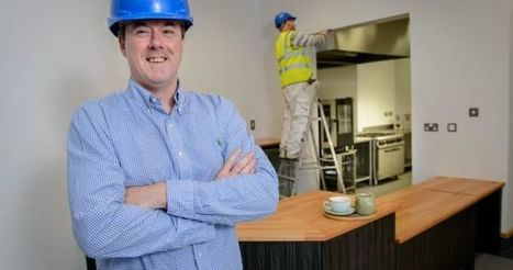 New café area nears completion at Seamus Heaney HomePlace | Derry Now | Seamus Heaney - In Memoriam | Scoop.it