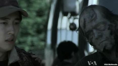 We Can Learn from Zombies, Experts Say - Voice of America   Zombie Mania   Scoop.it
