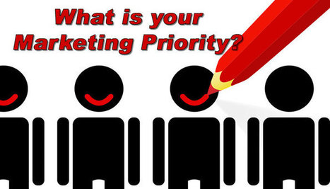 What is your Marketing Priority? | Red Crow Marketing | Social Media | Scoop.it