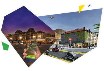 Brussels Smart City Event | Plusieurs idées pour la gestion d'une ville comme Namur | Scoop.it