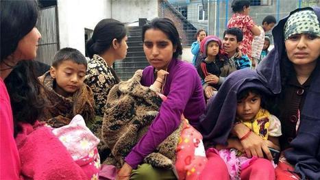 An earthquake measuring 7.9 strikes Kathmandu | The amazing world of Geography | Scoop.it