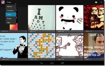 Primeras imágenes de Android 4.2 « El Android Libre | Mobile Technology | Scoop.it
