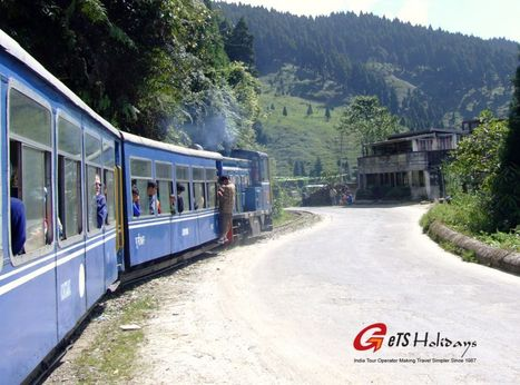 Discover the Hills of Ooty, Darjeeling and Shimla with Exotic Toy Train Rides | India hill stations | Scoop.it