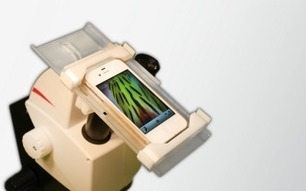 How Attaching Smartphones to Microscopes Could Change Global Health | MobileandSocial | Scoop.it