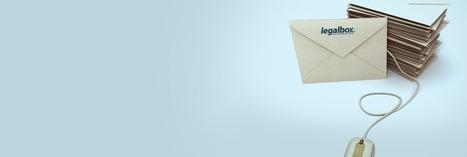 LegalBox© - Courrier Certifié sur Internet. | L'innovation de la communication | Scoop.it