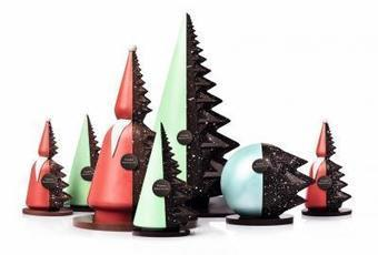 Chocolats de Noël 2015 by Pierre Marcolini | Gastronomie Française 2.0 | Scoop.it