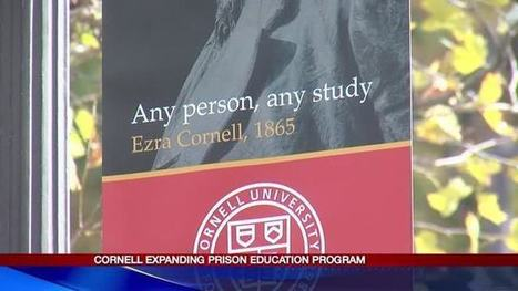 Cornell Prison Education Program works to keep released inmates from returning ... - WSYR | Library@CSNSW | Scoop.it