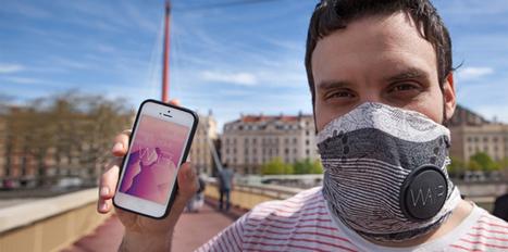 Survivre à la pollution grâce à un foulard | Information Publique et Communication | Scoop.it