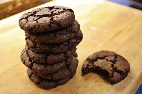 Mexican Hot Chocolate Vegan Snickerdoodles | My Vegan recipes | Scoop.it