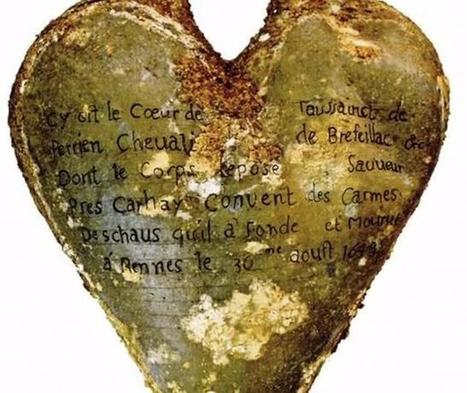 Modern science detects disease in 400-year-old embalmed hearts   Strange days indeed...   Scoop.it