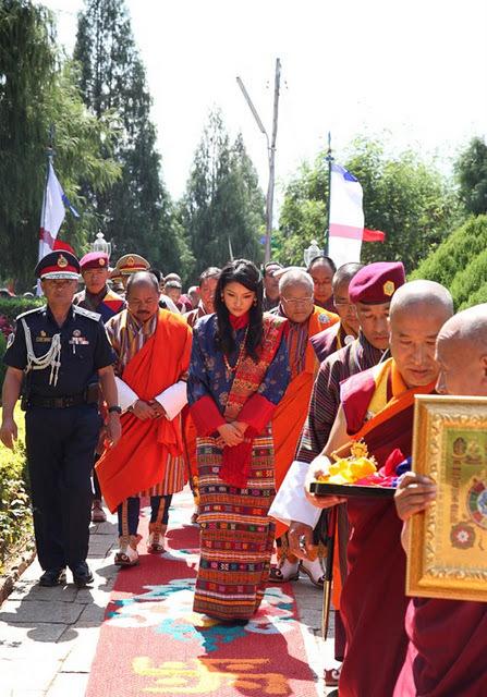 Minutes until the Bhutanese Royal Wedding starts! | BhutanKingdom | Scoop.it