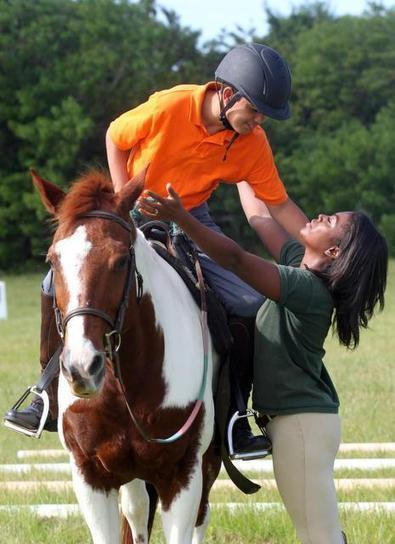 Special needs children find help in horses through equine therapy programs - MiamiHerald.com | Inspiration | Scoop.it