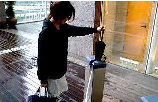 Des distributeurs de sacs pour parapluies mouillés   Les innovations de produits et services   Scoop.it